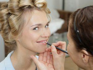 1a.) Bruiloft: Marina & Eric   Hair & Make-up: Mariska Krikke