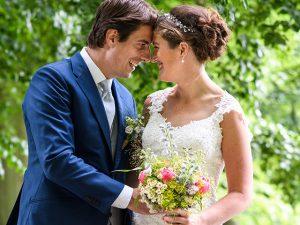 3.) Bruiloft: Esther & Jan Willem | Hair & Make-up: Mariska Krikke