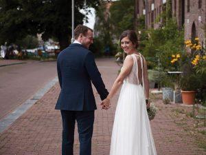 1.) Bruiloft: Renee & Jeroen   Foto: portret-bruiloft.nl   Janine Scheers