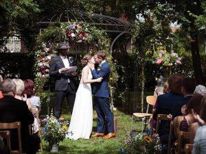 4.) Bruiloft: Renee & Jeroen | Foto: portret-bruiloft.nl | Janine Scheers