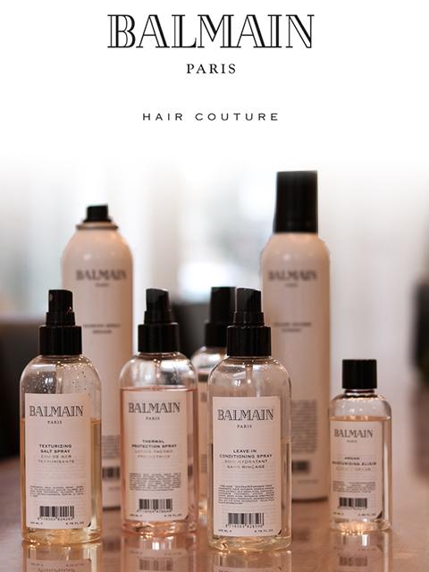 Salon54 | Balmain Luxery care for Hair Couture